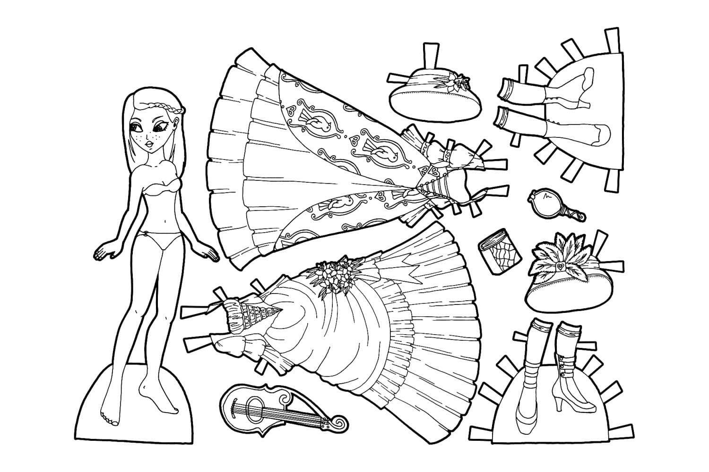 Paper Dolls 30
