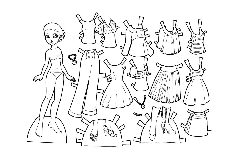 Paper Dolls 32