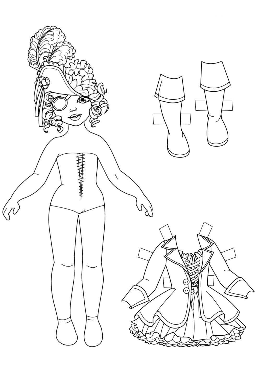 Paper Dolls 39
