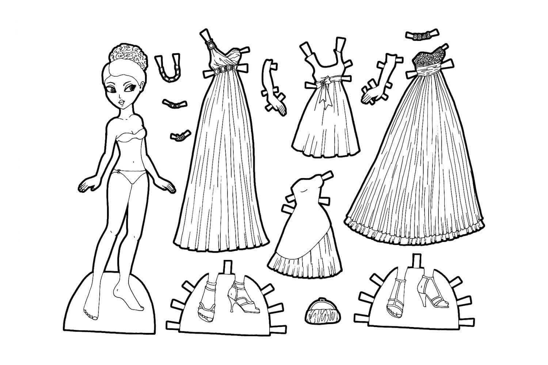 Paper Dolls 4