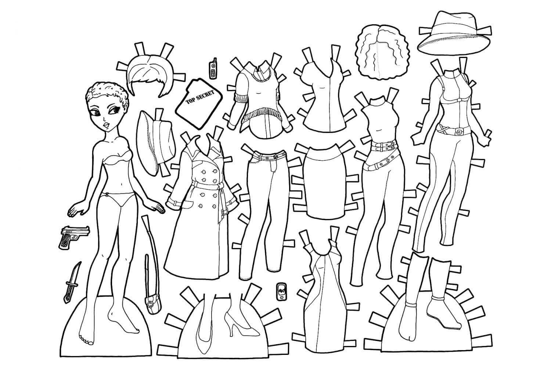 Paper Dolls 5