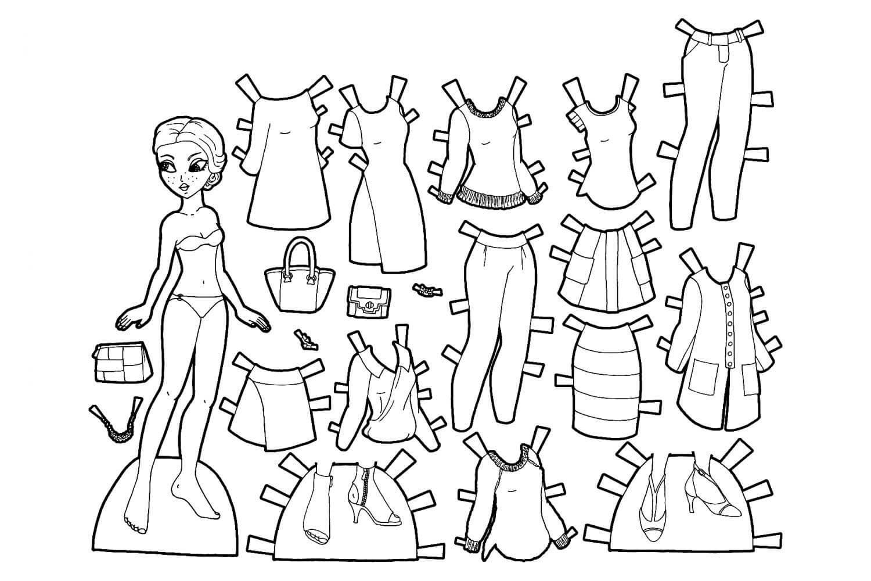 Paper Dolls 7