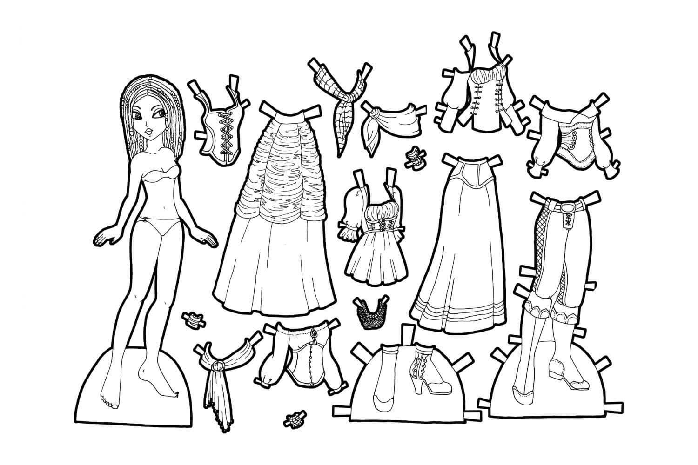 Paper Dolls 8