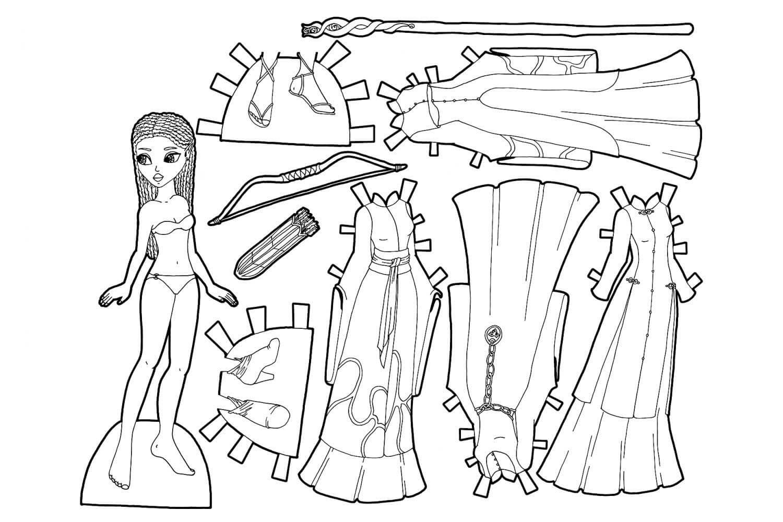Paper Dolls 9