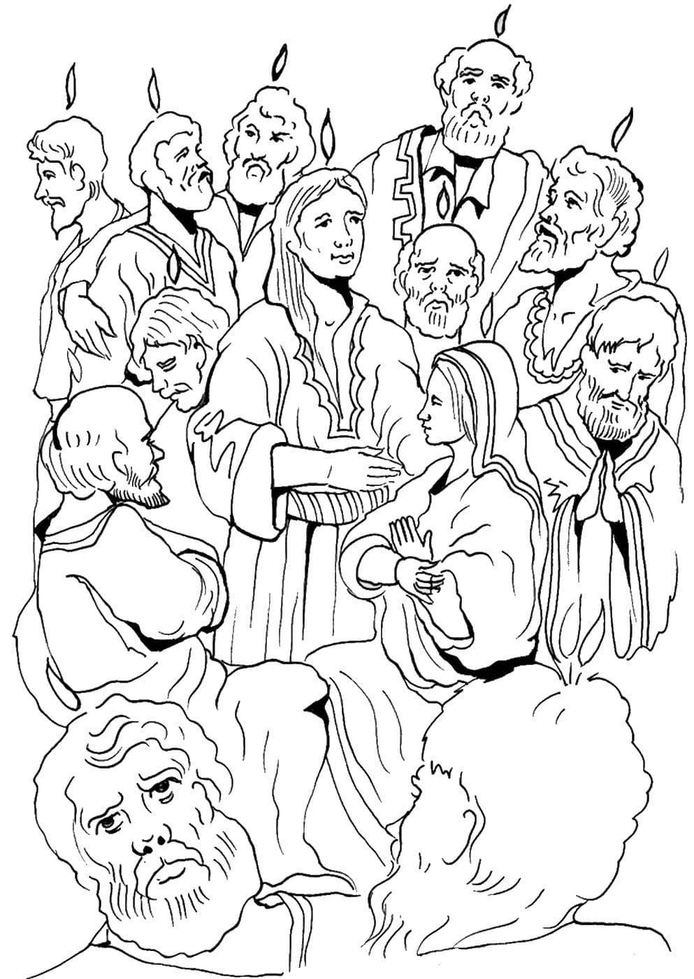 Pentecost 13