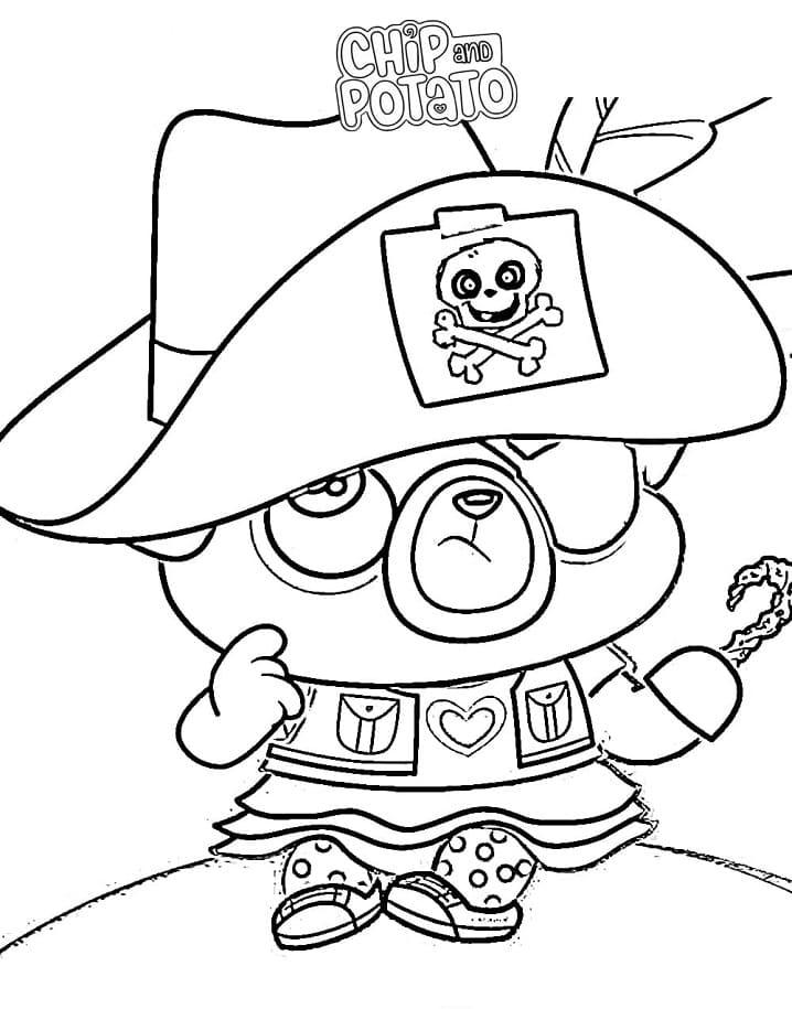 Pirate Chip