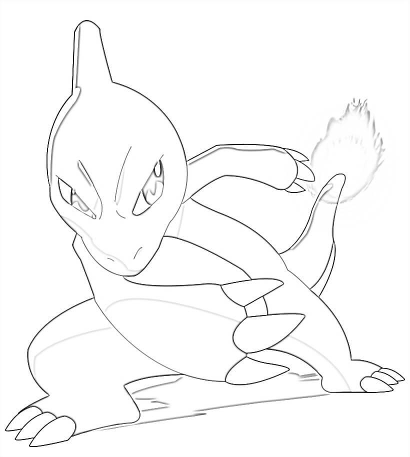Pokemon Charmeleon 3