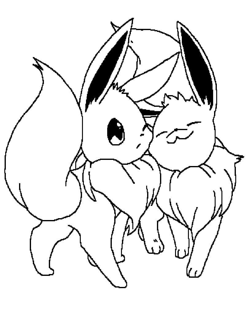 Pokemon Eevee 1