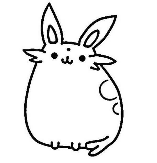 Pokemon Pusheen