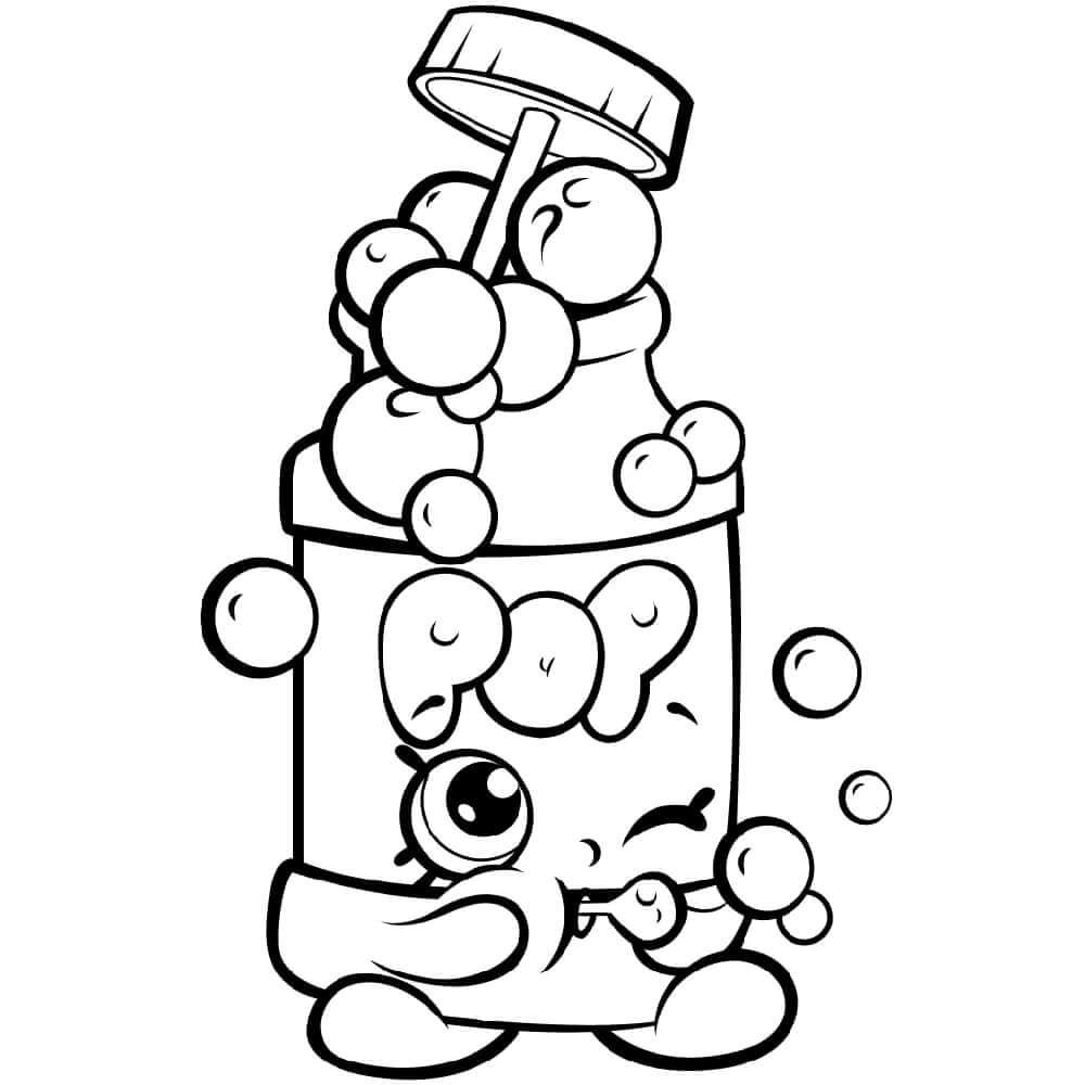 Pops Bubble Blower Shopkin