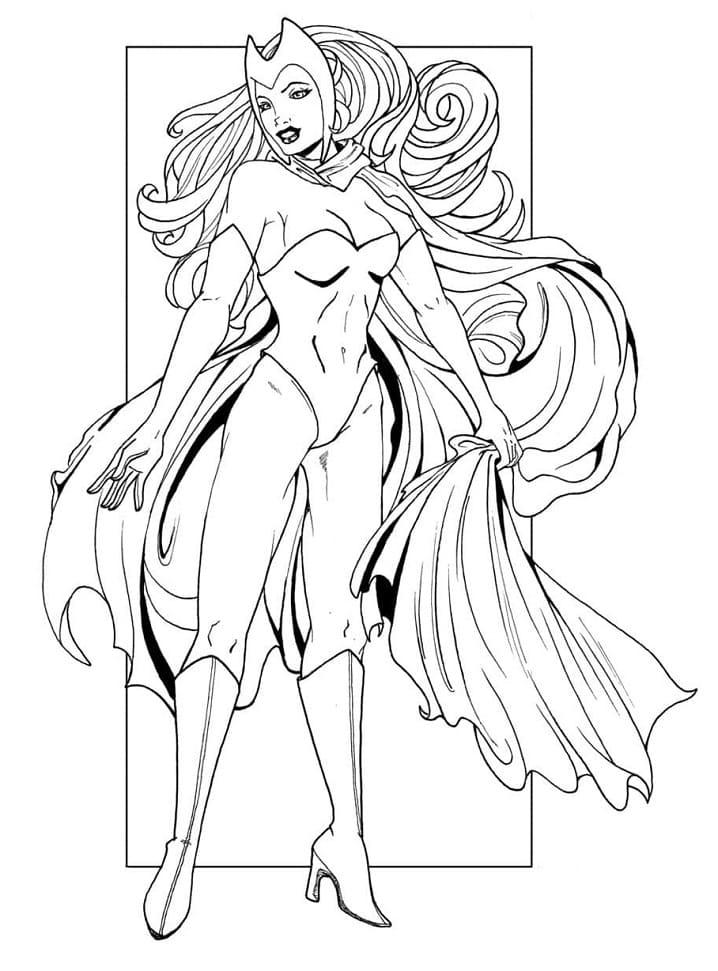 Powerful Wanda