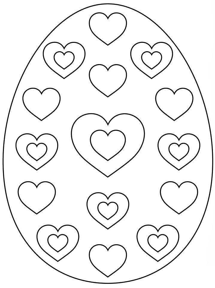 Pretty Easter Egg 2