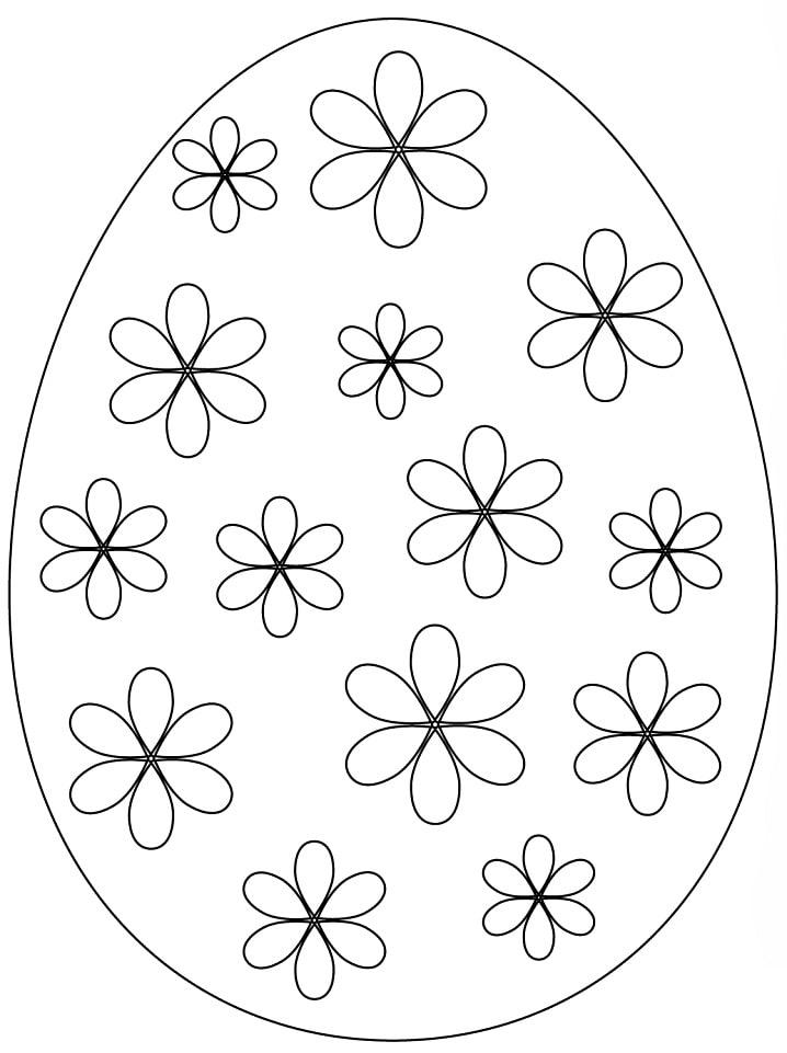 Pretty Easter Egg 3