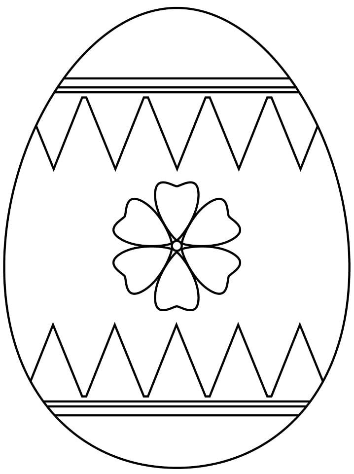 Pretty Easter Egg 4