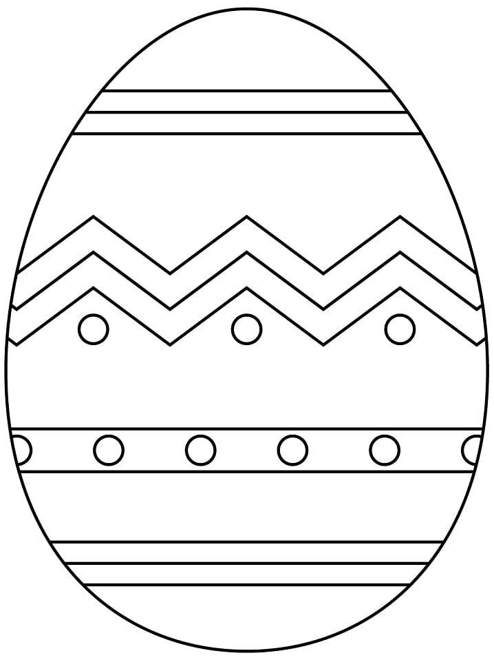 Pretty Easter Egg 5