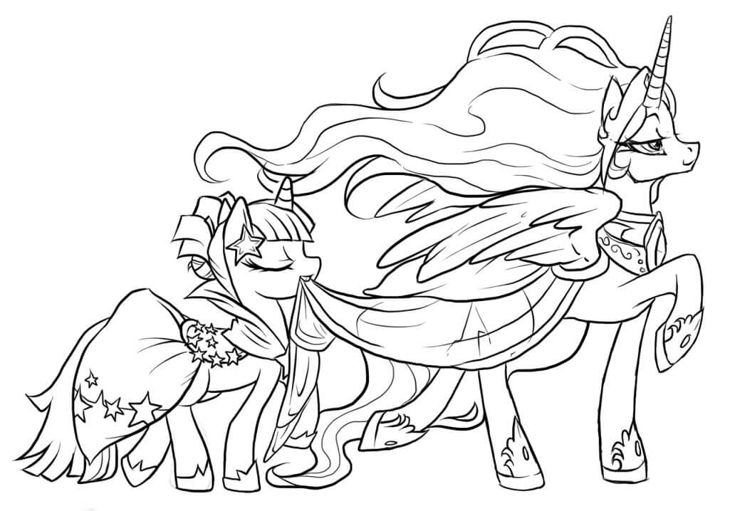 Princess Celestia 3