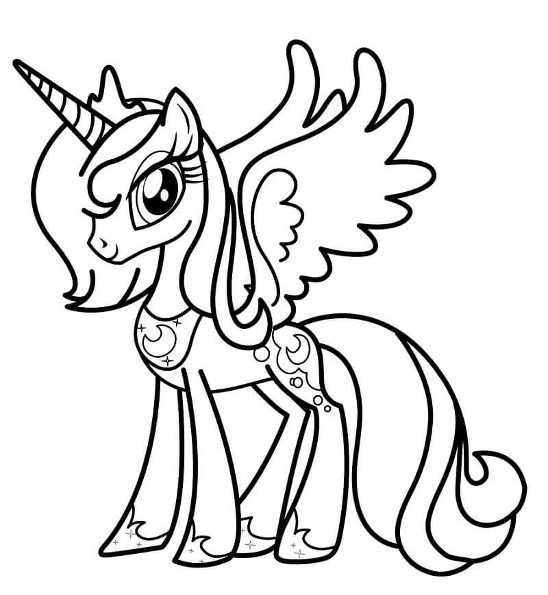 Princess Celestia 5