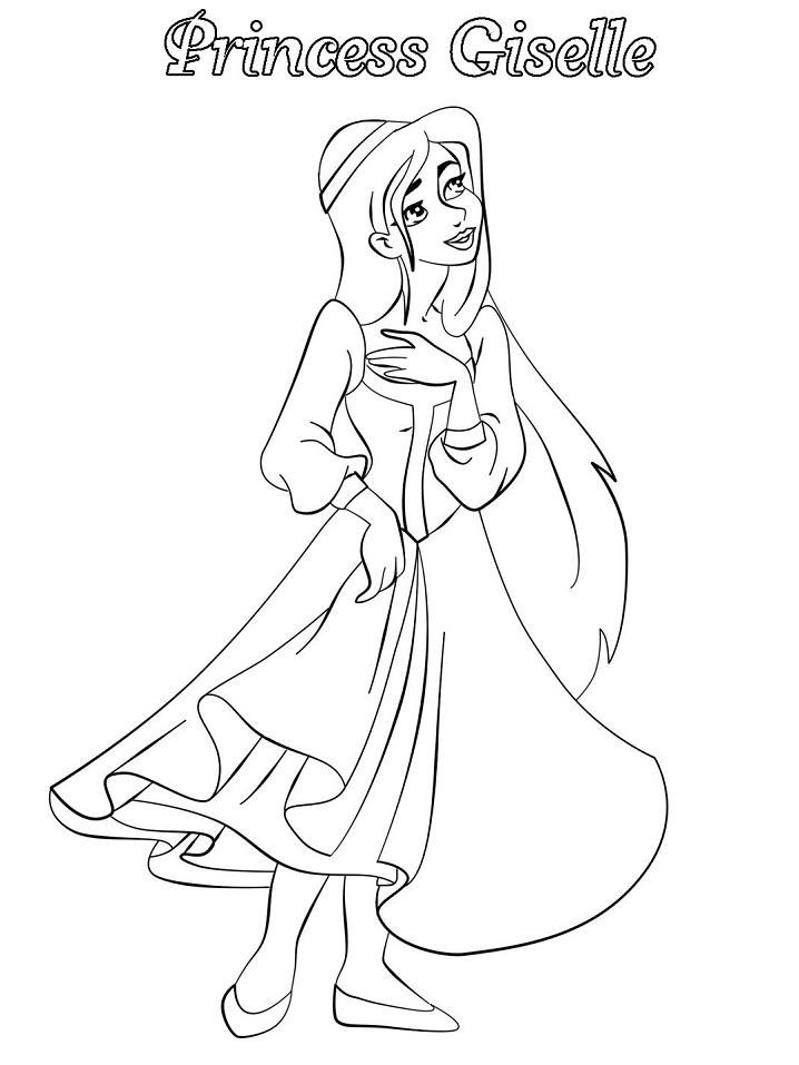 Princess Giselle 1