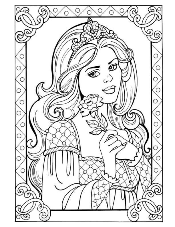 Princess Leonora Beautiful