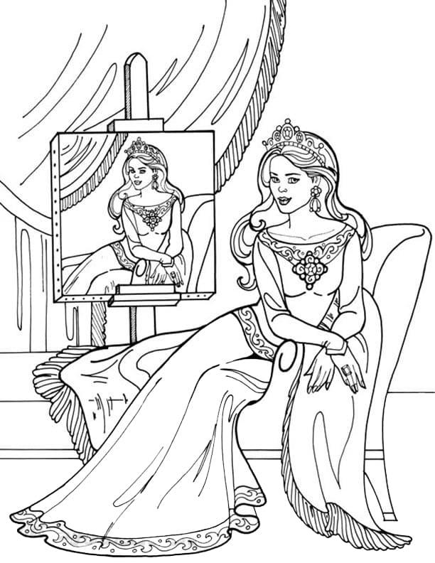 Princess Leonora Picture