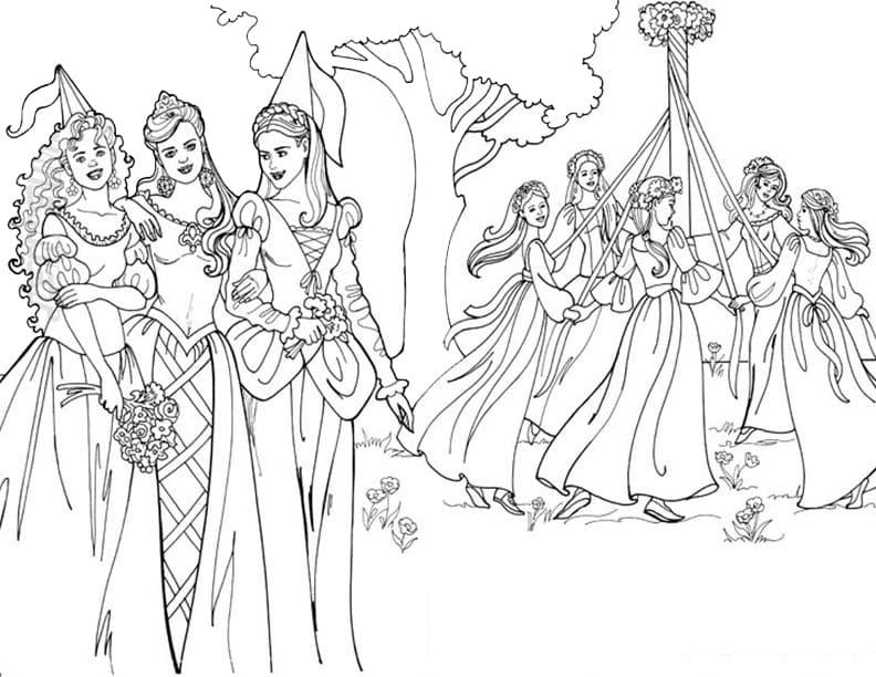 Princess Leonora Wedding