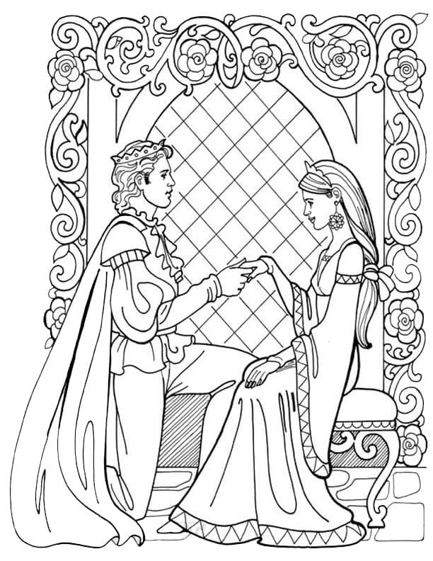 Princess Leonora in Love