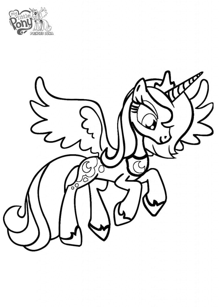 Princess Luna MLP
