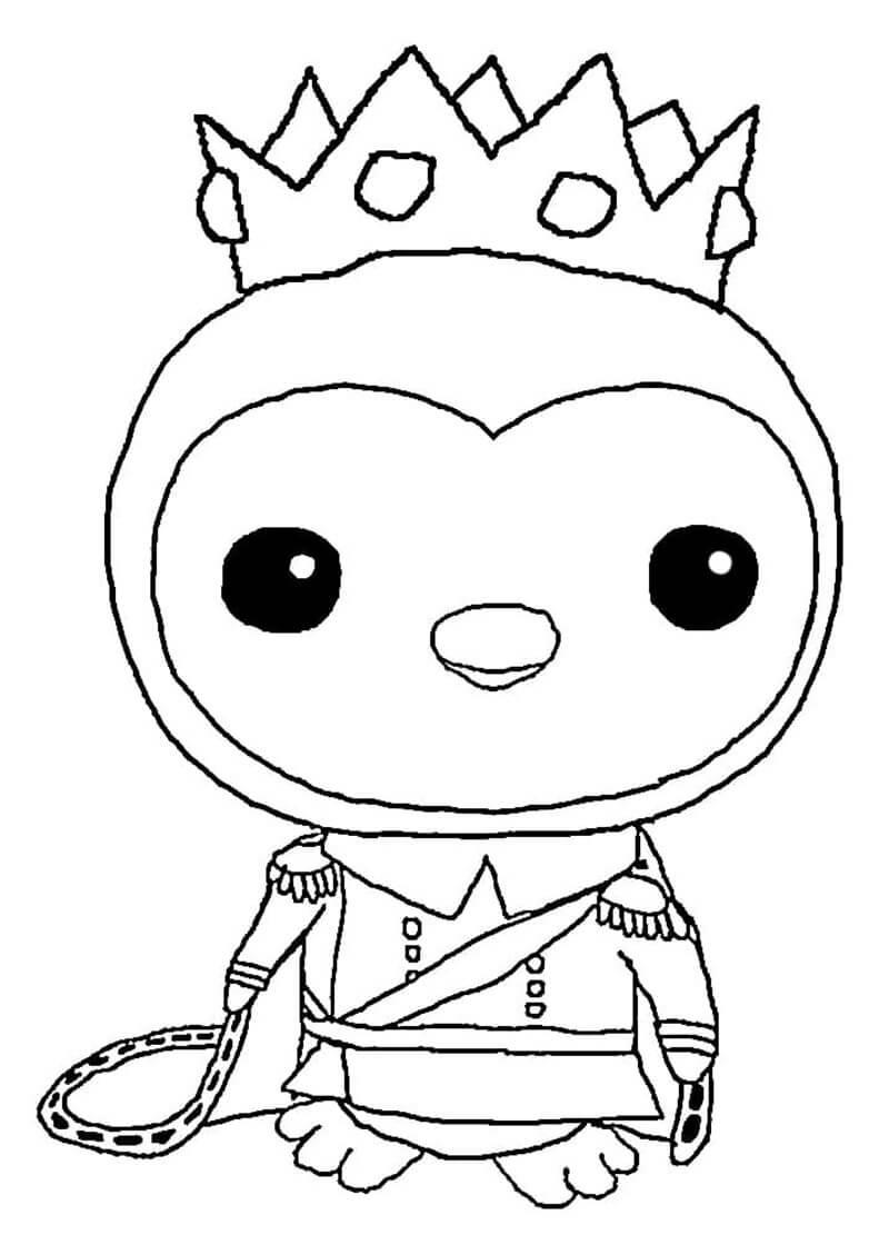 Queen Peso Octonauts