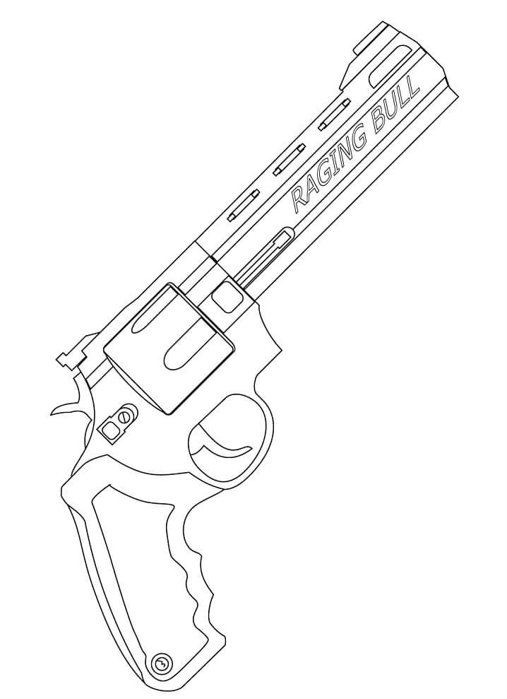 Raging Bull Revolver