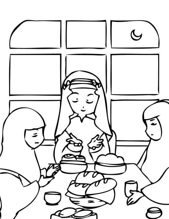 Ramadan 9