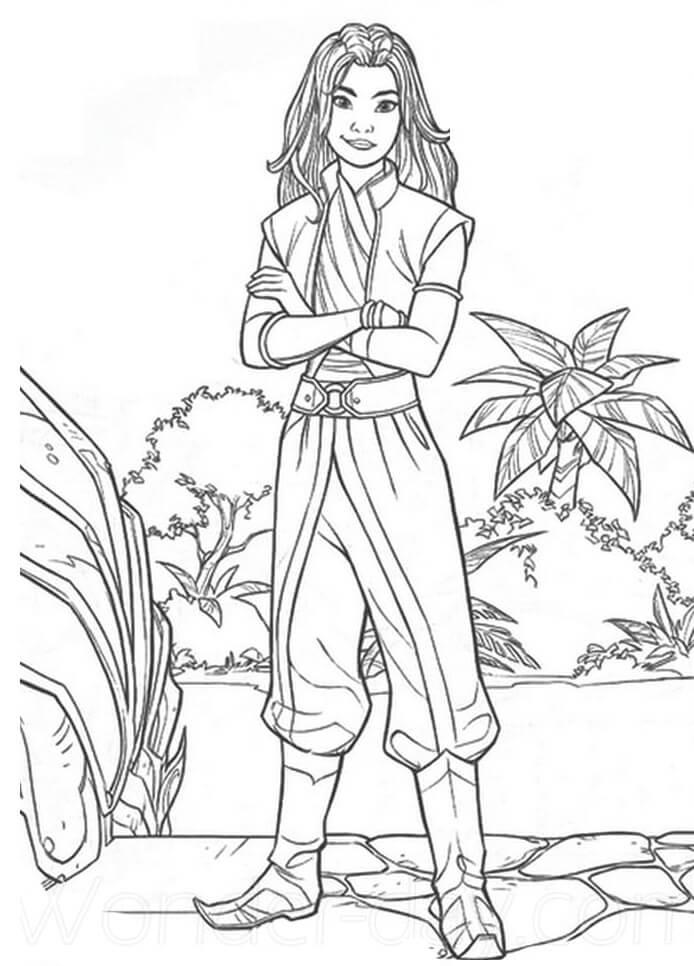 Raya and the Last Dragon 1