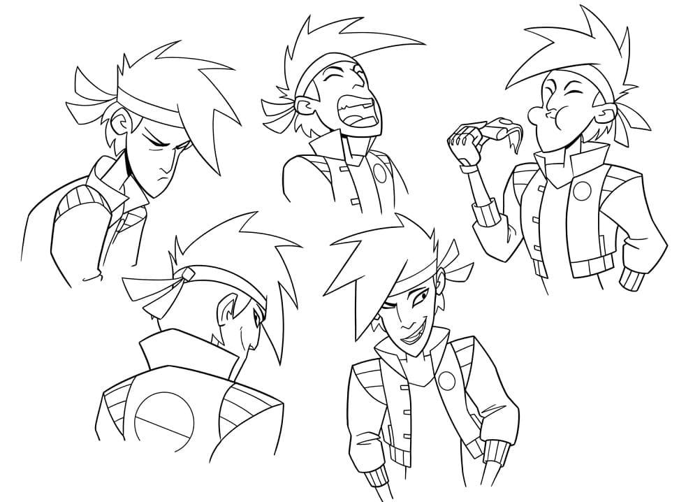 Ryu Simms from Glitch Techs