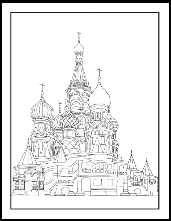 Saint Basils Cathedral 6