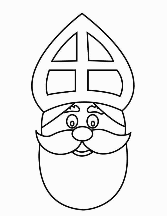 Saint Nicholas Face