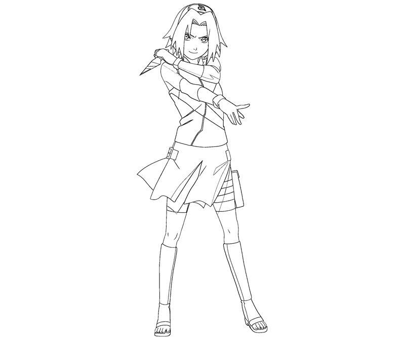 Sakura Haruno 8
