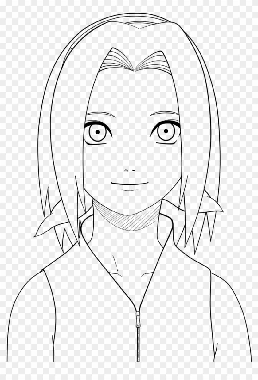 Sakura Haruno Drawing