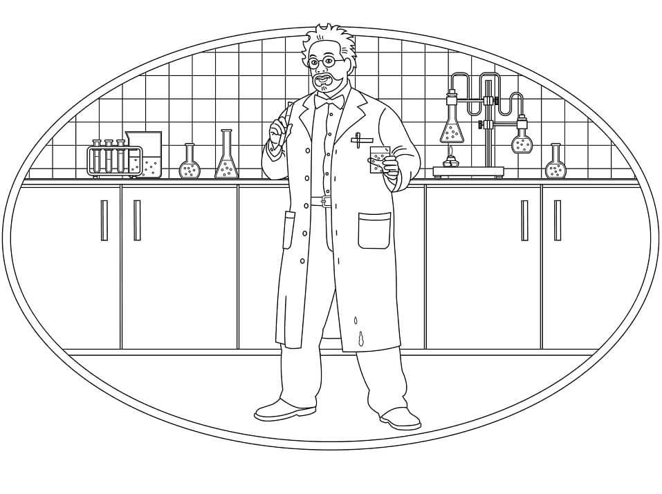 Scientist 1