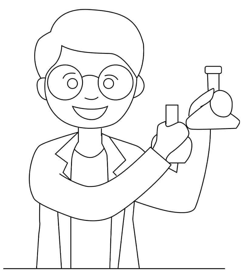 Scientist 10
