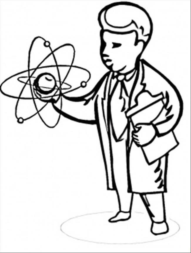 Scientist 12