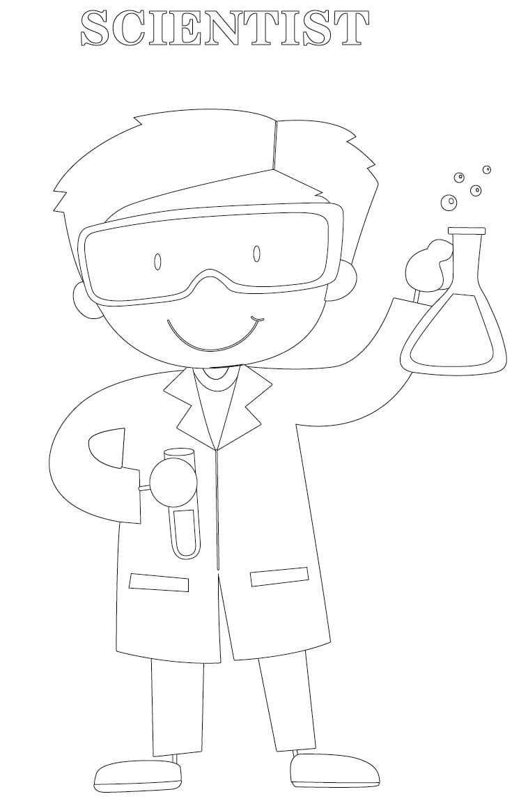 Scientist 14