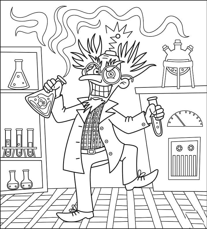 Scientist 5