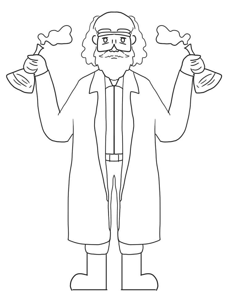 Scientist 7