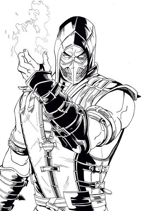 Scorpion's Power