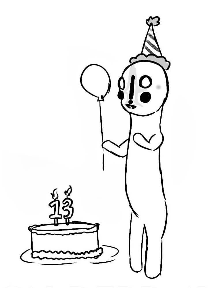 Scp-173 Birthday