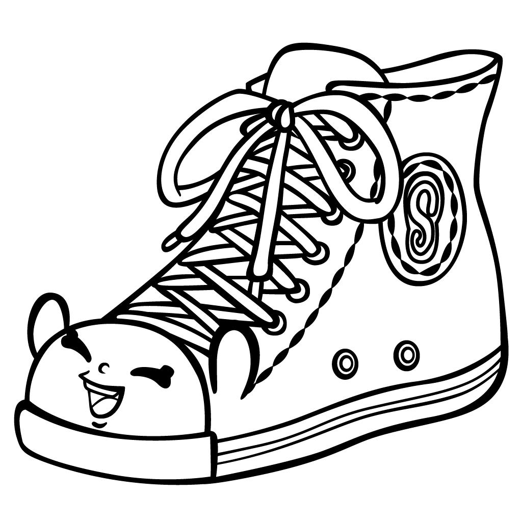 Shoe Shopkin