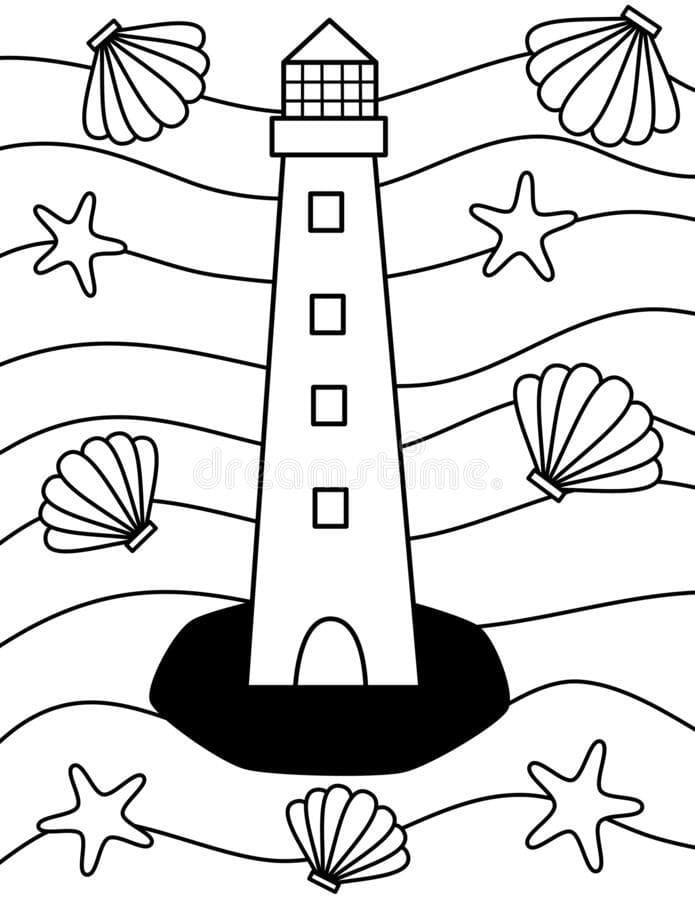 Simple Lighthouse 7