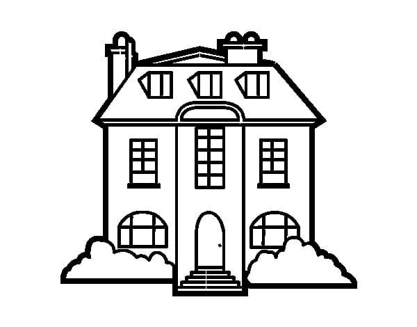 Simple Mansion