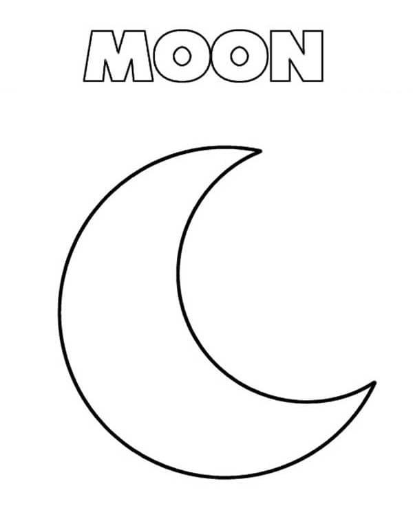Simple Moon 1