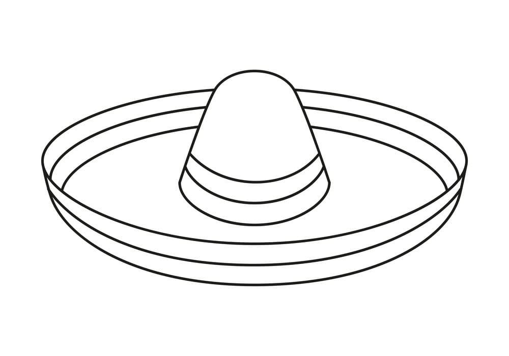 Simple Sombrero 1