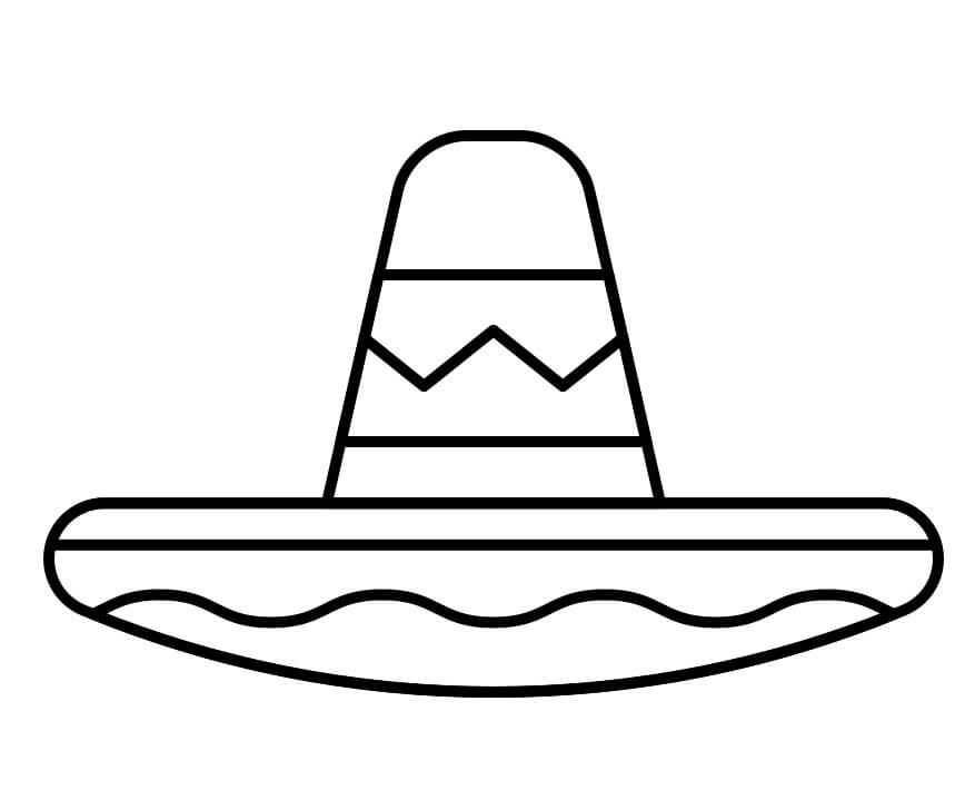 Simple Sombrero Hat